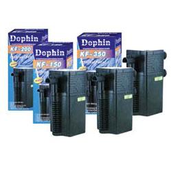 Dophin KF-350- фильтр с аэрацией для использования в пресноводных аквариумах объемом до 40 литров.