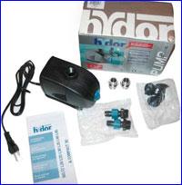 Hydor Seltz L40 высокоэффективная помпа для пресноводных и морских аквариумов.