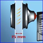 Циркуляционная помпа Hydor Koralia Magnum 8 для морских аквариумов