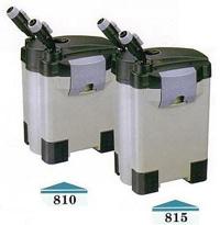 Внешний канистровый фильтр Jebo 809b для очищения воды в пресноводном или морском аквариуме.